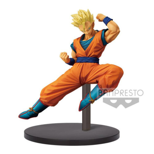 Super Saiyan Gohan Warriors Battle Retsuden Chapter 4 Banpresto