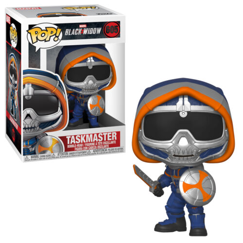 Taskmaster w Shield Funko Pop