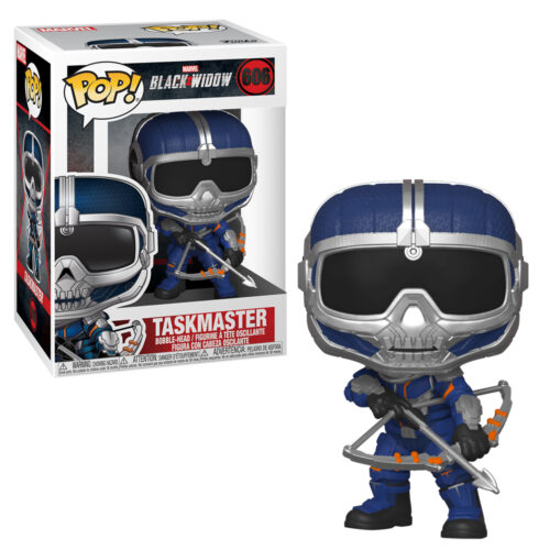 Taskmaster with Bow Funko Pop