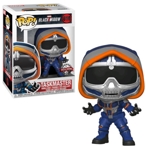 Taskmaster with Claws Exclusive Funko Pop