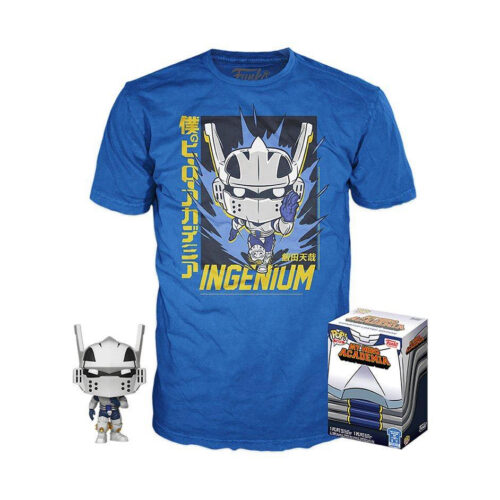 Tenya My Hero Academia Pop and Tee Box