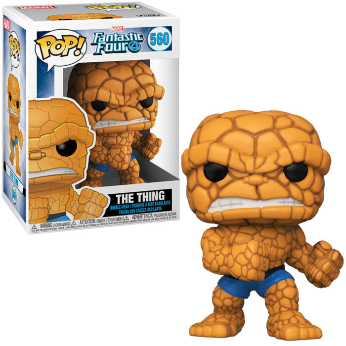 The Thing Funko Pop