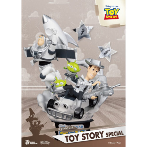 Toy Story Diorama Beast Kingdom