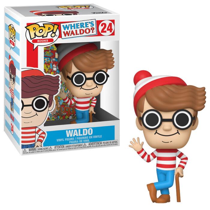Waldo Funko Pop