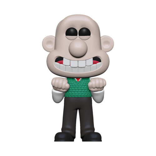 Wallace And Gromit Wallace Funko Pop