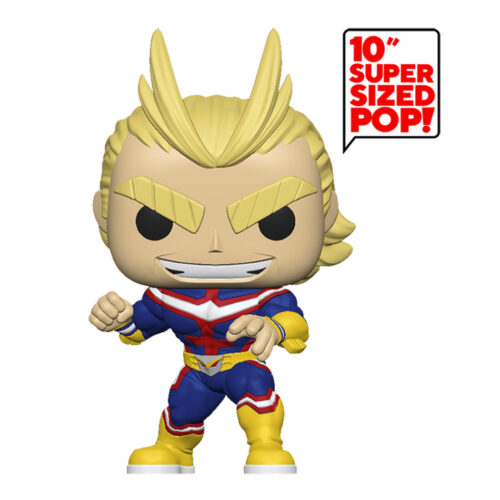 10 inch All Might Funko Pop