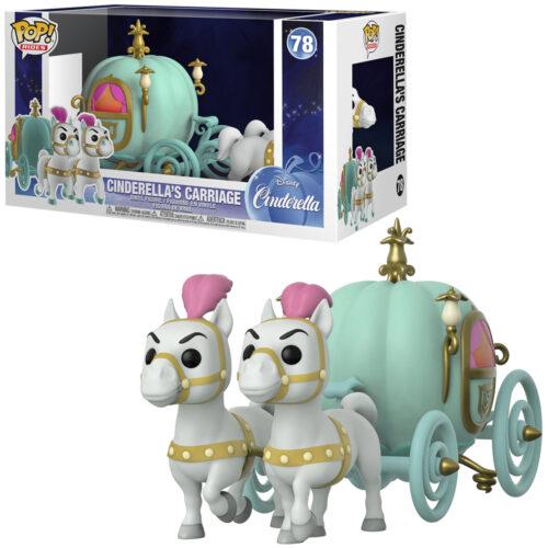 Cinderella's Carriage Funko Pop