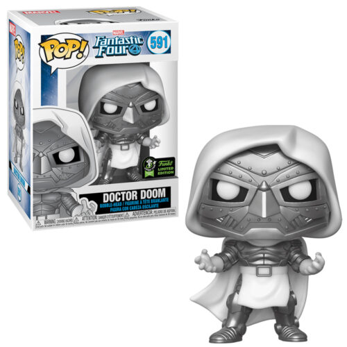 Doctor Doom ECCC Funko Pop