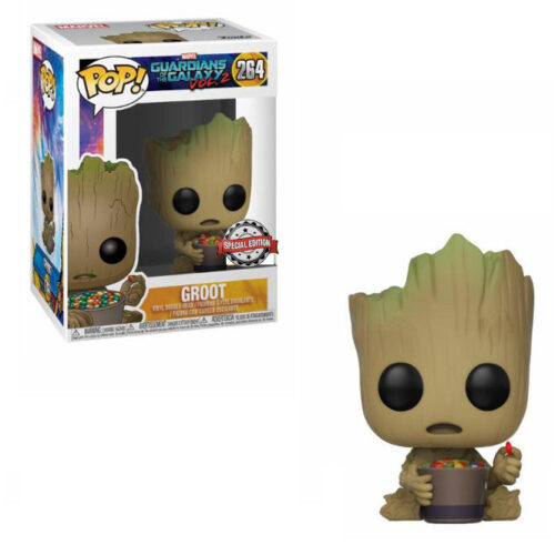 Groot Candy Bowl Funko Pop