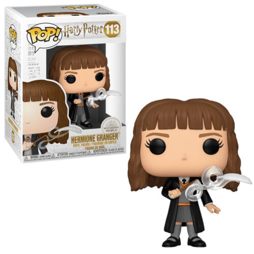 Hermione Granger with Feather Funko Pop