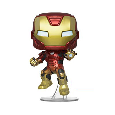 Iron Man Stark Tech Suit Exclusive Funko Pop