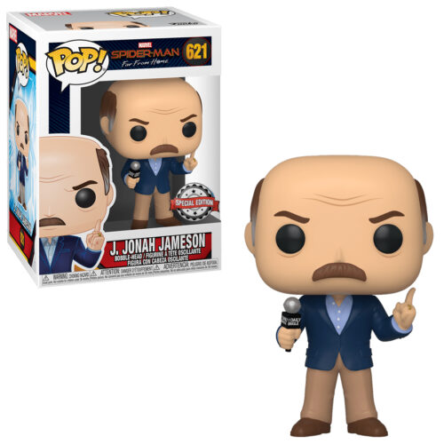 J. Jonah Jameson Funko Pop