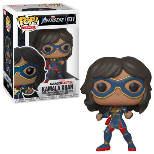 Kamala Khan Funko Pop