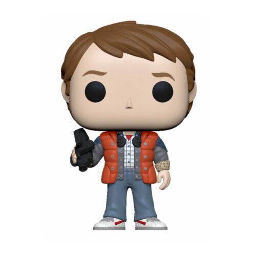 Marty in Puffy Vest Funko Pop