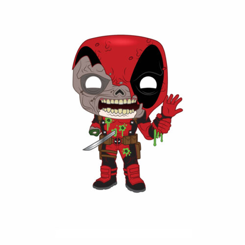 Marvel Zombies- Deadpool Funko Pop