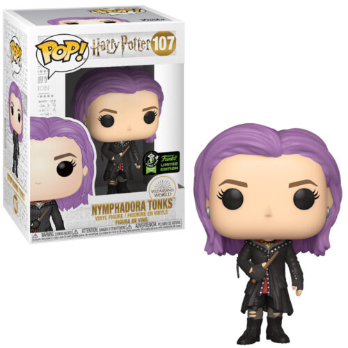 Nymphandora Tonks ECCC Funko Pop