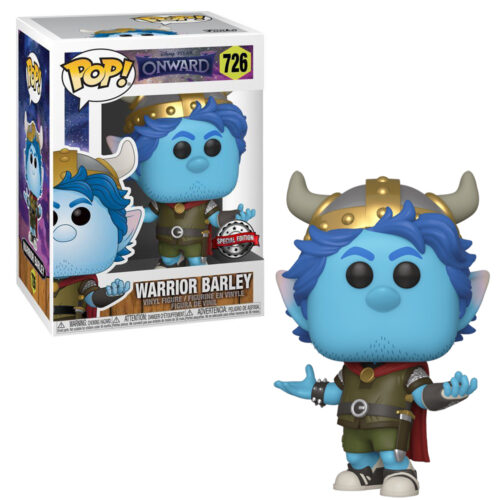 Onward Warrior Barley Funko Pop