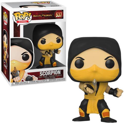 Scorpion Funko pop