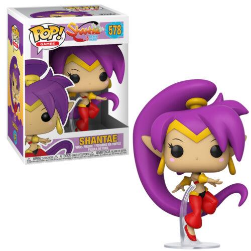 Shantae Funko Pop