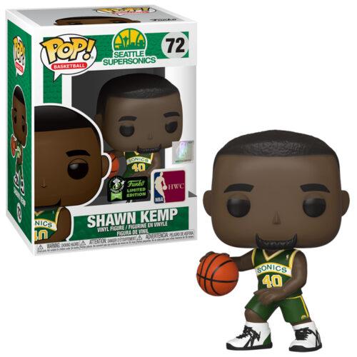 Shawn Kemp Funko Pop