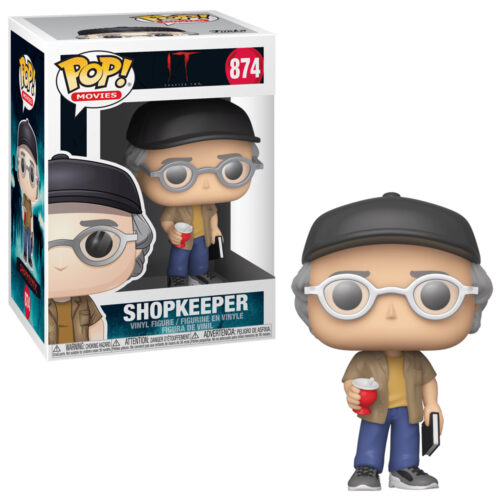 Shopkeeper Stephen King Funko Pop