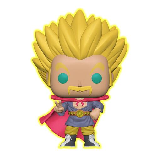 Super Saiyan Hercule (Glow) Funko Pop