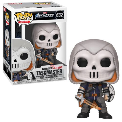 Taskmaster Funko Pop