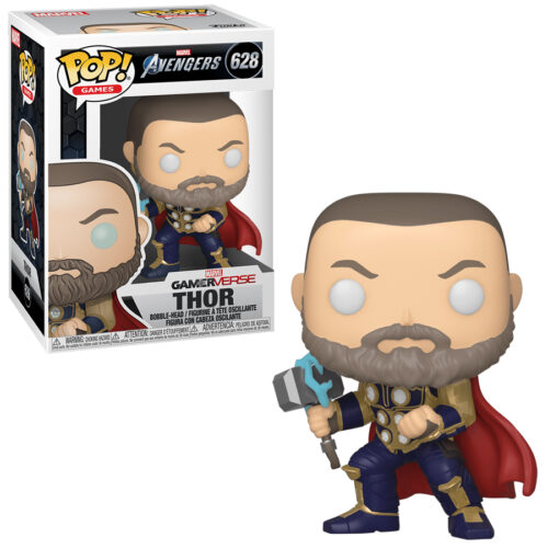 Thor Stark Tech Suit Funko Pop