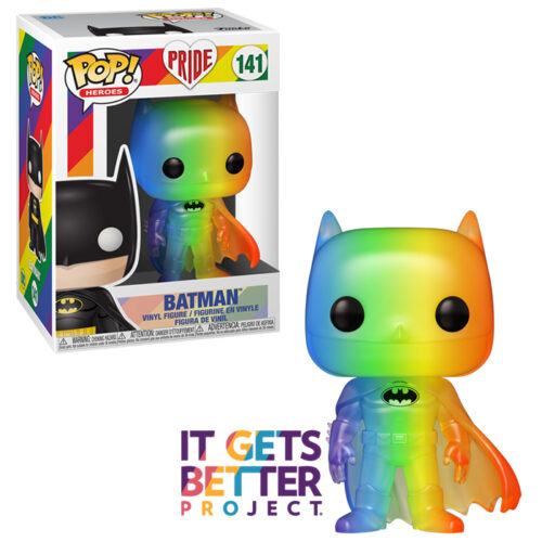 Batman pride 2020 Funko Pop