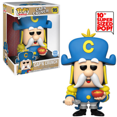 Cap n Crunch Funko Shop Funko Pop