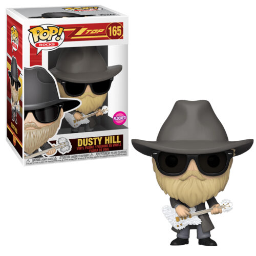 Dusty Hill Funko Pop