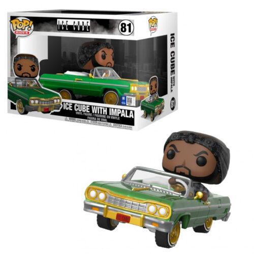 Ice Cube with Impala Funko Pop
