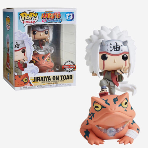 Jiraiya On Toad Funko Pop Ride