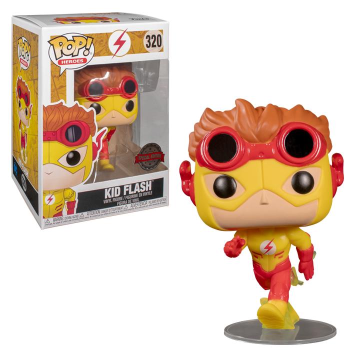 Kid Flash Funko Pop