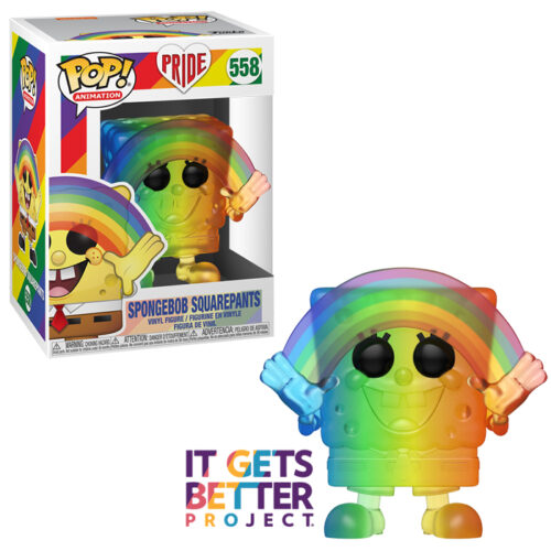 Spongebob Pride 2020 Funko Pop