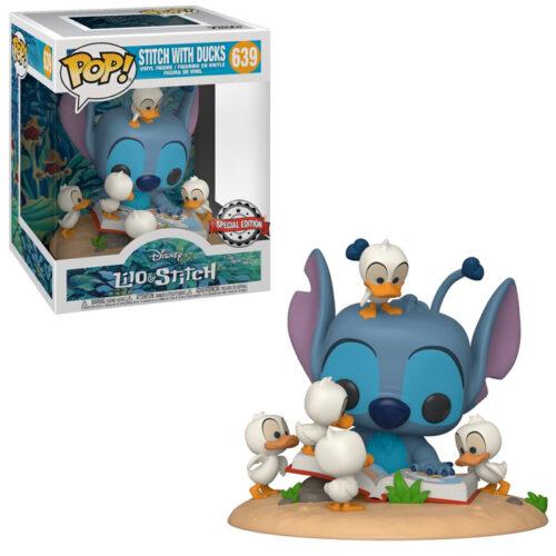 Stitch with Ducks Funko Pop