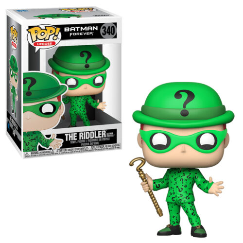 The Riddler Funko Pop Batman Forever