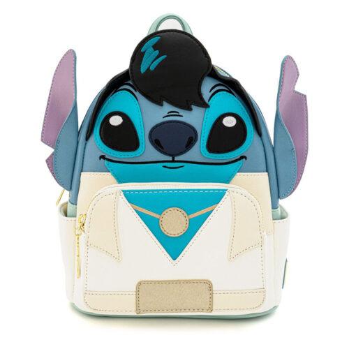 Elvis Stitch Mini Backpack Loungefly