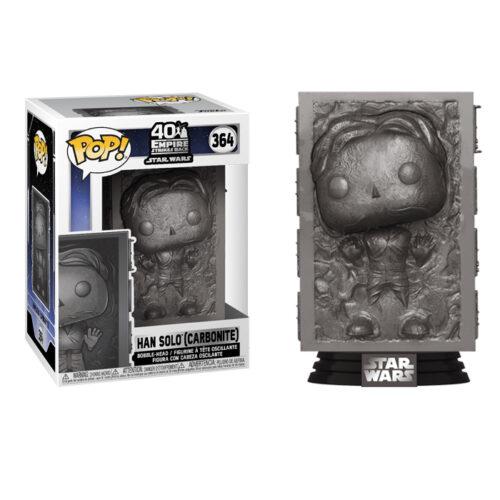 Han Solo in Carbonite Funko Pop
