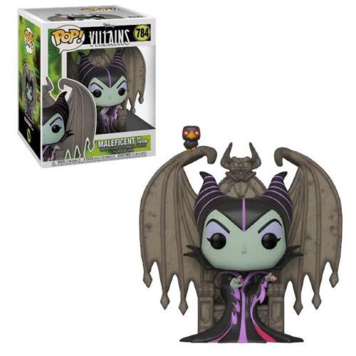 Maleficent on Throne Funko Pop