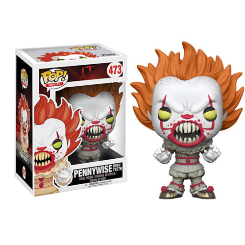 Pennywise with Teeth Funko Pop