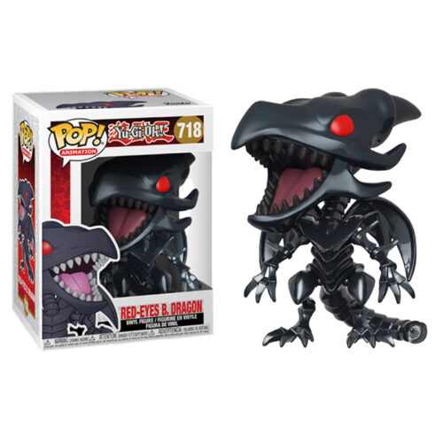 Red Eyes Black Dragon Funko Pop