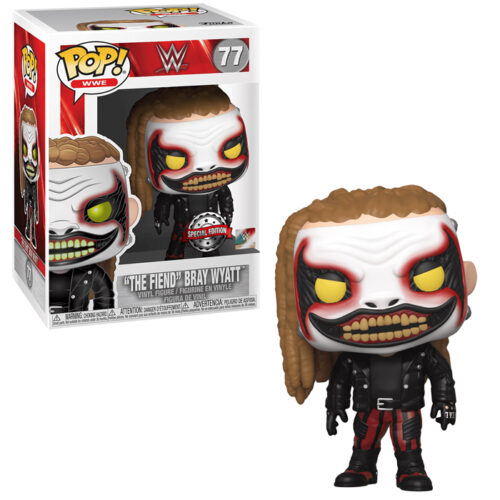 The Fiend Funko Pop