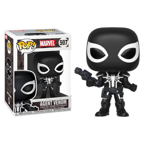 Agent Venom Funko Pop