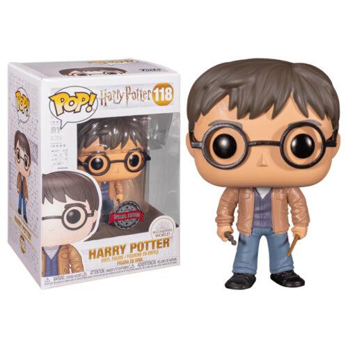 Harry Potter Two Wands Funko Pop