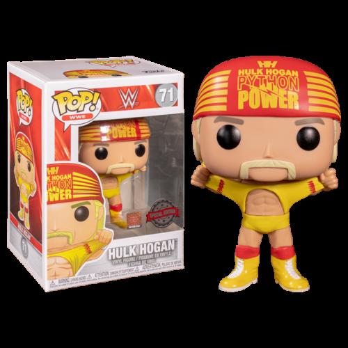 Hulk Hogan Funko Pop