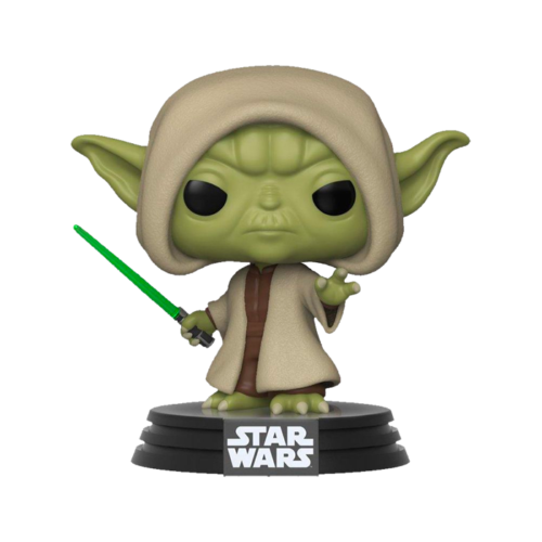 Yoda Hooded Funko Pop