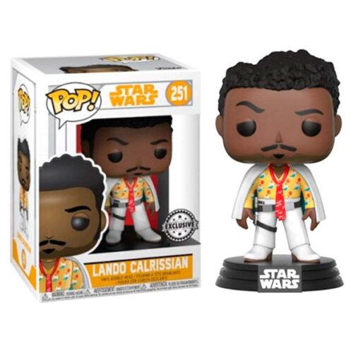 solo Lando Funko Pop