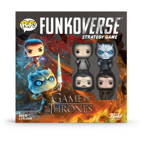 POP Funkoverse Game of Thrones 100
