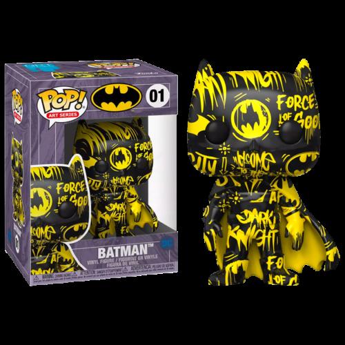 Batman Artist Funko Pop 01